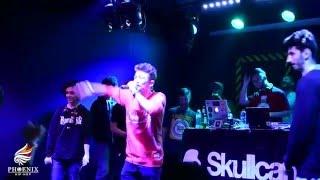 BattleMC Romania Neli &amp Bonel vs OCD &amp Zary(2vs2 Live Kulture)