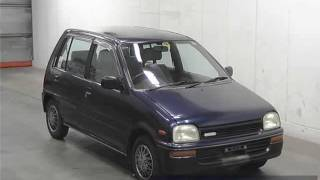 1992 DAIHATSU MIRA  L200S