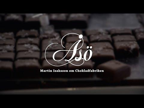 Martin Isaksson berättar om Chokladfabriken
