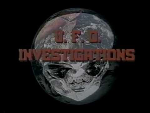 UFO Investigations : The Cover Up (1989) Rare Documentary