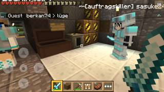 fetter fight in  mcpe server