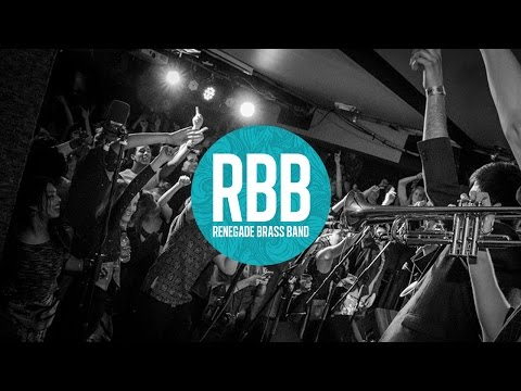 Renegade Brass Band - The Sheikh (Live At The Wardrobe, March 2016)