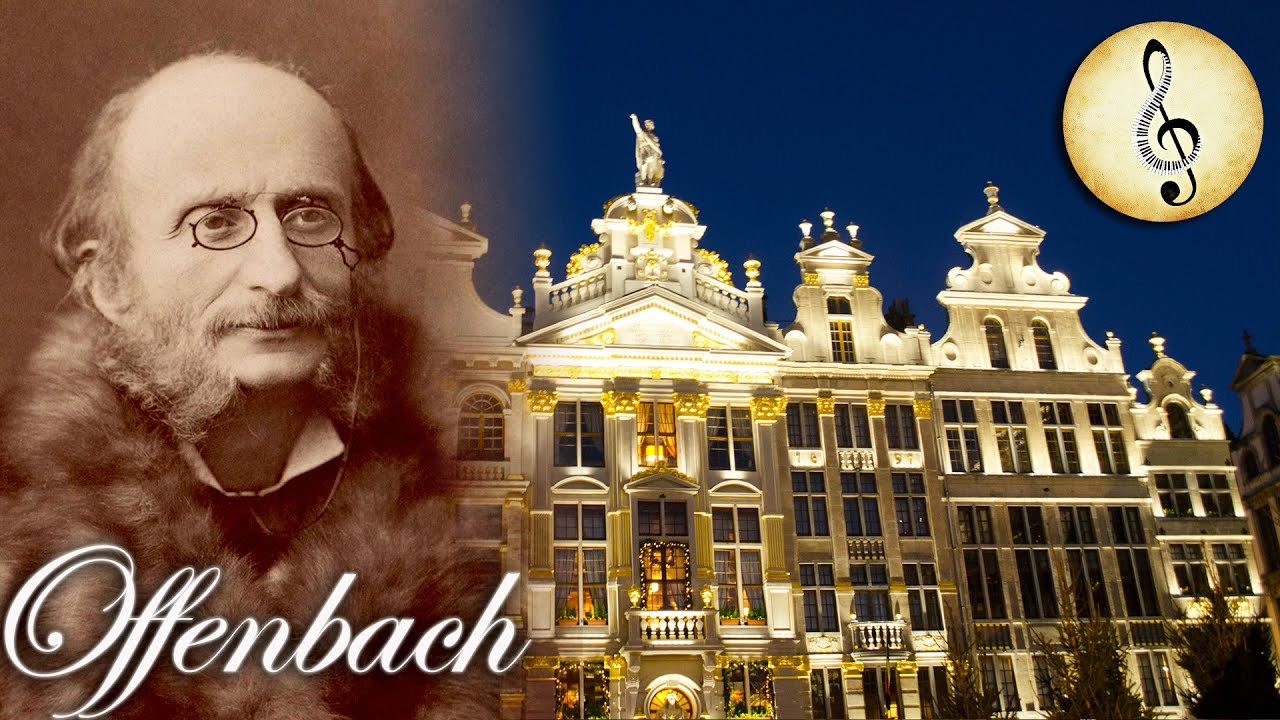 Offenbach Can Can Overture To Orphée Aux Enfers Best Classical Music Youtube