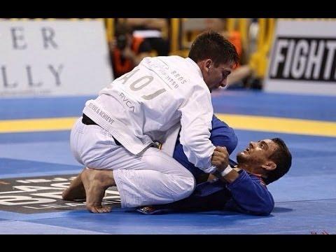 Gui Mendes vs Carlos Vieira | IBJJF Worlds 2014 | Art of Jiu Jitsu Academy