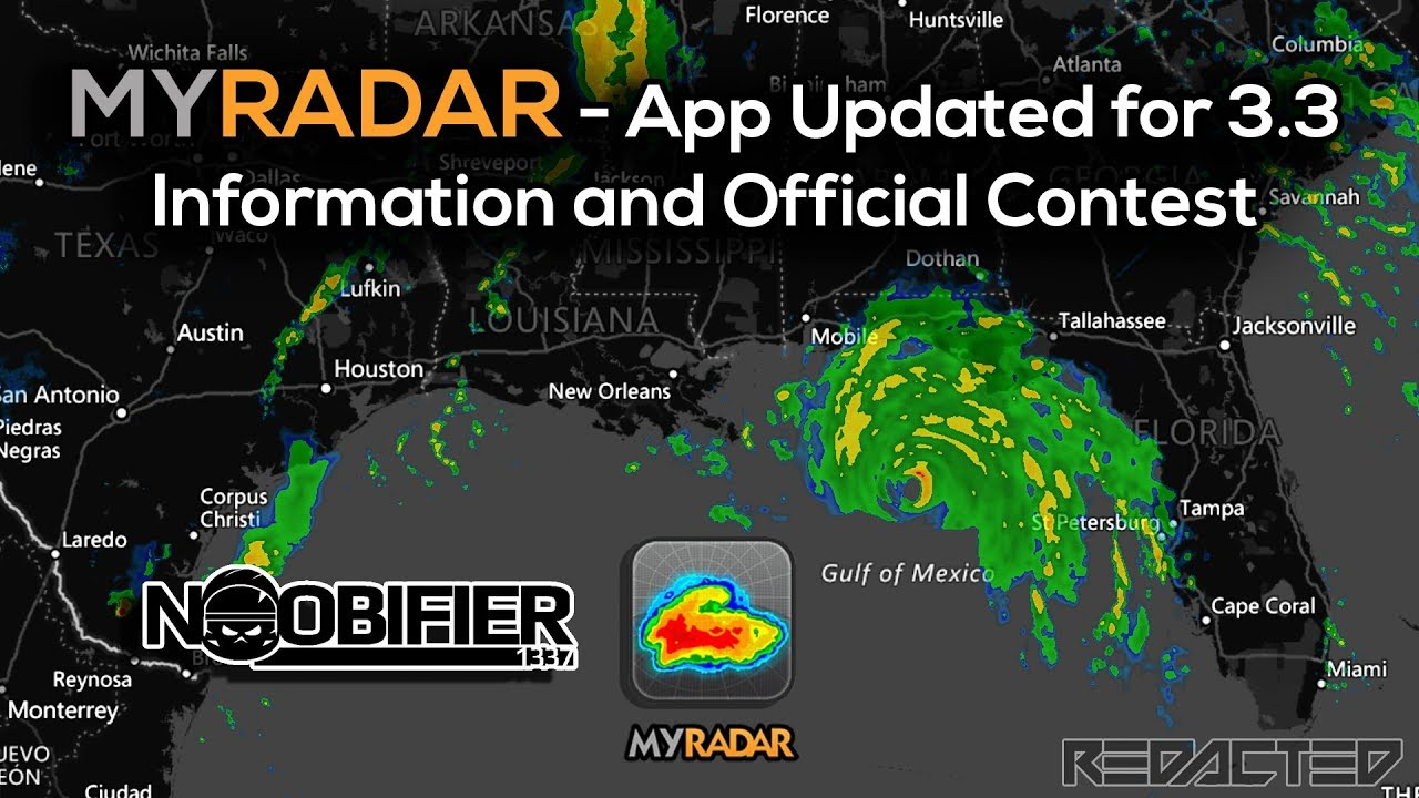 My Radar App #starcitizen - Info and Official Contest