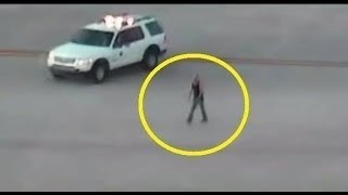 Man Runs To Plane On Phoenix Airport Tarmac, Man arrested After Running Onto Phoenix Airport Tarmac
