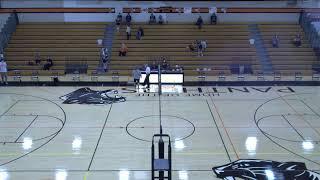 Oconto Falls High vs. Marinette High Varsity Womens' Volleyball