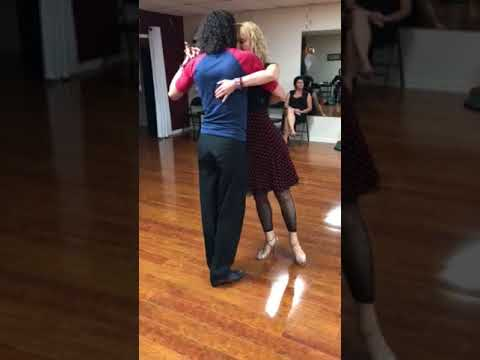 Tango Instruction Presented By R&N Project Dance School