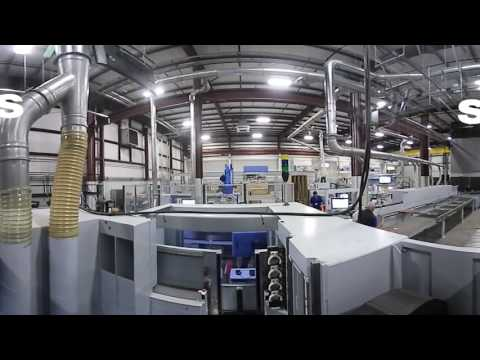 Continuous Production Work Cell - 360º View | Stiles Machinery