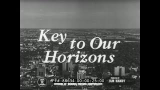 AUTOMOBILE AND AMERICAN PROSPERITY 1950s CHEVROLET PUBLICITY FILM 88634