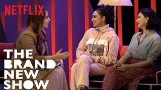 Sobhita Dhulipala and Kirti Kulhari's Name Problem | The Brand New Show | Netflix India