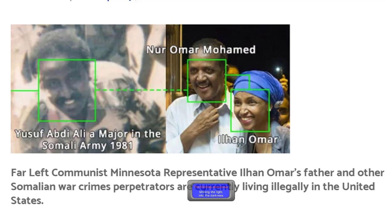 Ilhan Omar's Family History