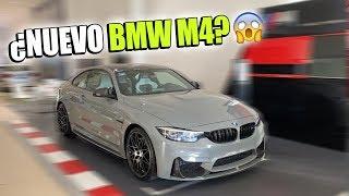 BUSCANDO UN NUEVO BMW M4    ALFREDO VALENZUELA