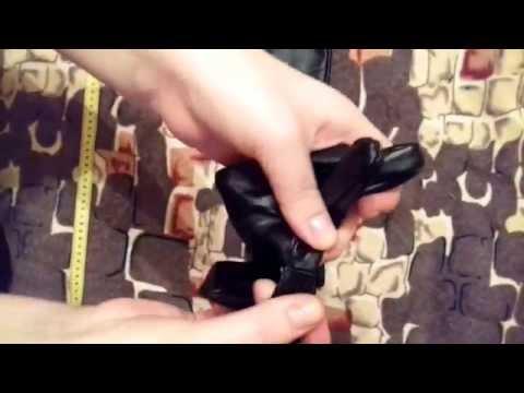 Покупки с ALIEXPRESS |  Длинные женские перчатки