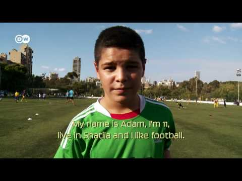 Beirut Parc – Kids Seeking Refuge in Football | Kick off!