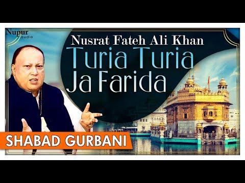 Turia Turia Ja Farida | Nusrat Fateh Ali...