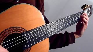 Stanley Myers - Cavatina - Classical Guitar
