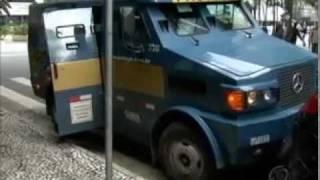 Veja como funciona a segurança dos carros-fortes (SINDESP)