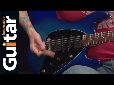 Music Man Steve Morse Guitar | Review