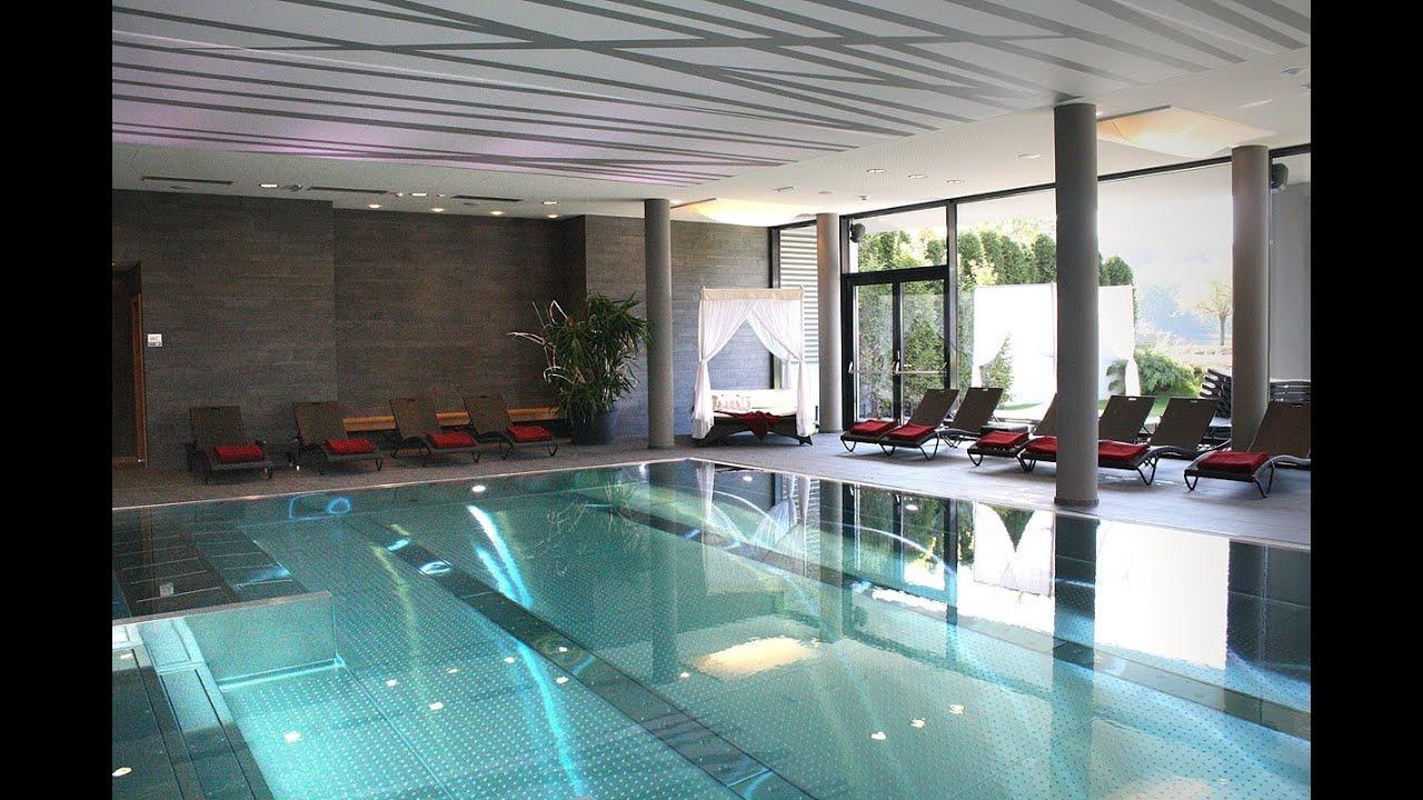 ritzenhof hotel und spa am see wellnessbereich mit hallenbad und spa youtube. Black Bedroom Furniture Sets. Home Design Ideas