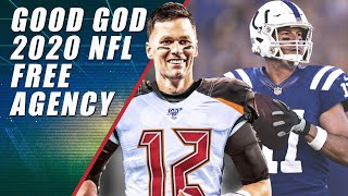 Brady to Buccaneers Rivers to Colts: Free Agency Part 2