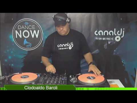 DJ Clodoaldo Baroli - Programa Dance Now - 18.02.2017