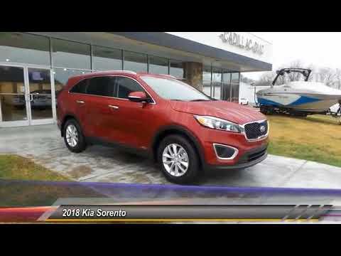 2018 Kia Sorento New U2022 Rusty Wallace Auto U2022 Morristown, TN U2022 423 586 1441  Live K5213