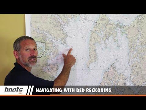 Basic Boat Navigation: Navigating with Ded Reckoning