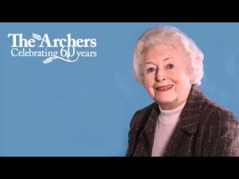 June Spencer (Peggy Archer) on the origins of The Archers