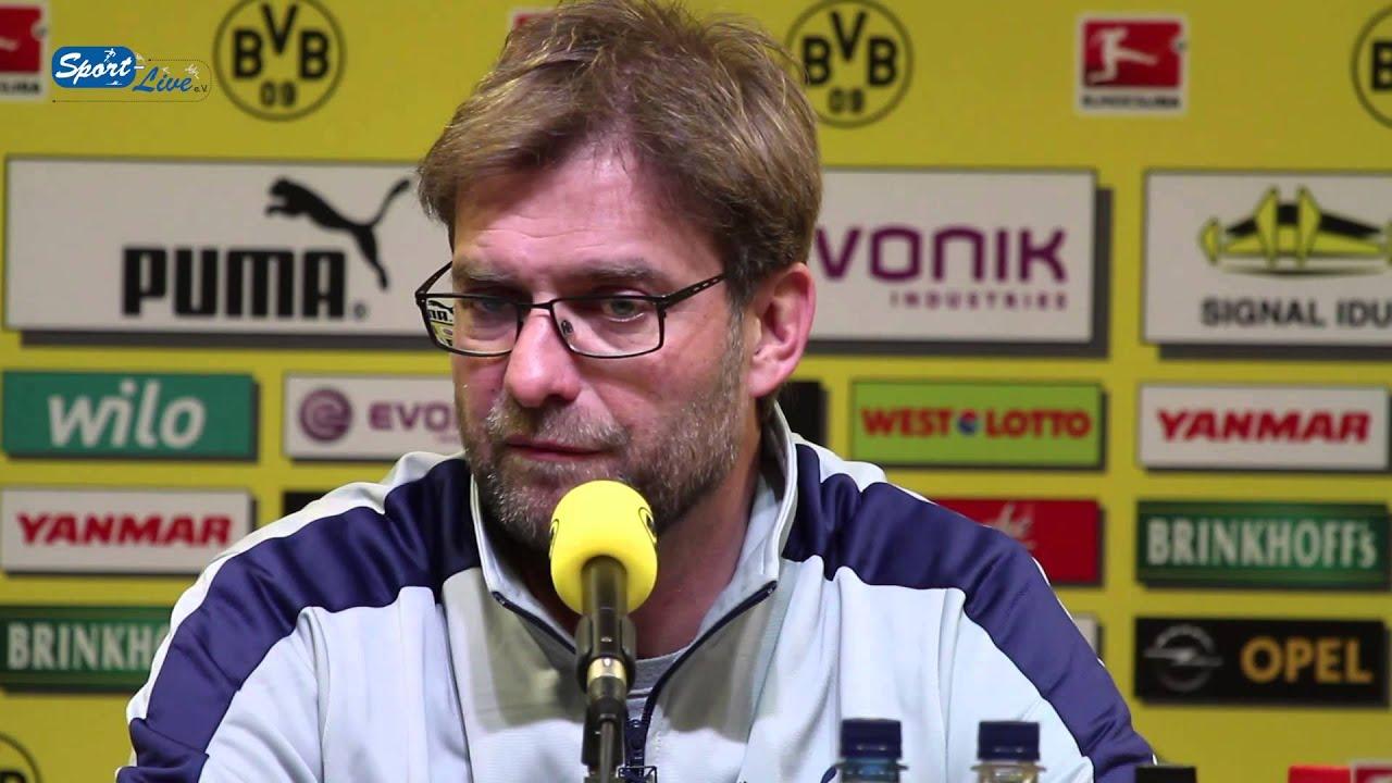 BVB Pressekonferenz vom 07. März 2013 vor dem Revierderby zwischen S03+1 und Borussia Dortmund