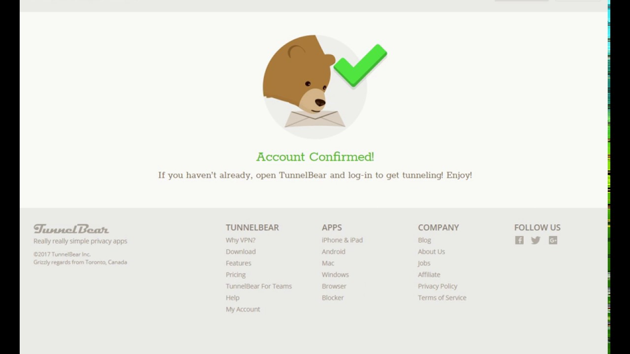 STRONG VPN , TUNNEL BEAR DOWNLOAD AND INSTALL/ PROMISE TV