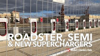 Tesla Roadster, Semi & New Superchargers |  Model 3 Owners Club