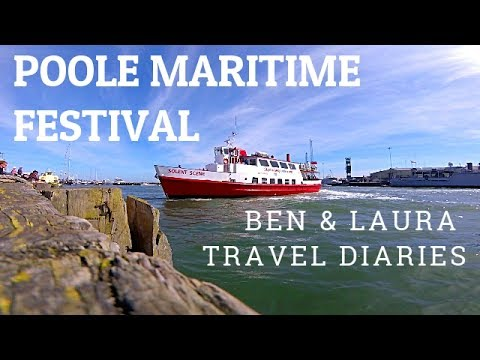 Travel Diaries | Poole Maritime Festival