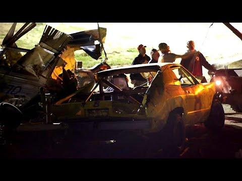 Trailer Race Wild Bill's Raceway 7/13/19