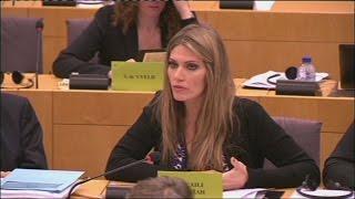 Ο πρόεδρος του Eurogroup, απαντά στην ευρωβουλευτή του ΠΑΣΟΚ, Ε. Καιλή