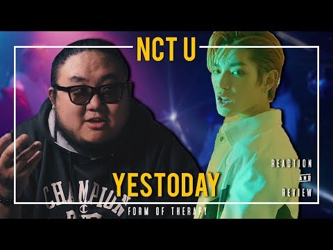 "Producer Reacts To NCT U ""Yestoday"""