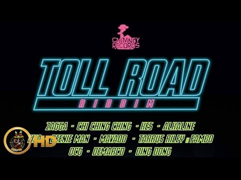 Tarrus Riley & Fambo - Love Issues [Toll Road Riddim] July 2016