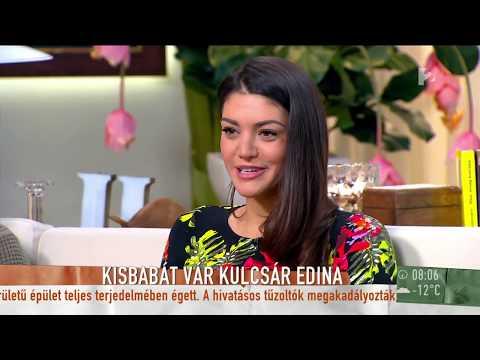 Nem hitt a szemének: Kulcsár Edina 10 terhességi teszttel biztosította be magát - tv2.hu/mokka