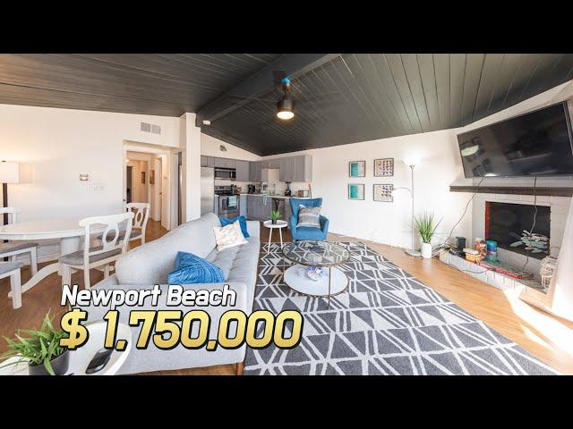 [Virtual Tour] 1818 W Balboa Blvd, Newport Beach CA  I $ 1,750,000