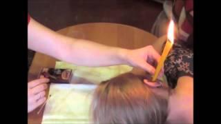 видео фиторовые свечи