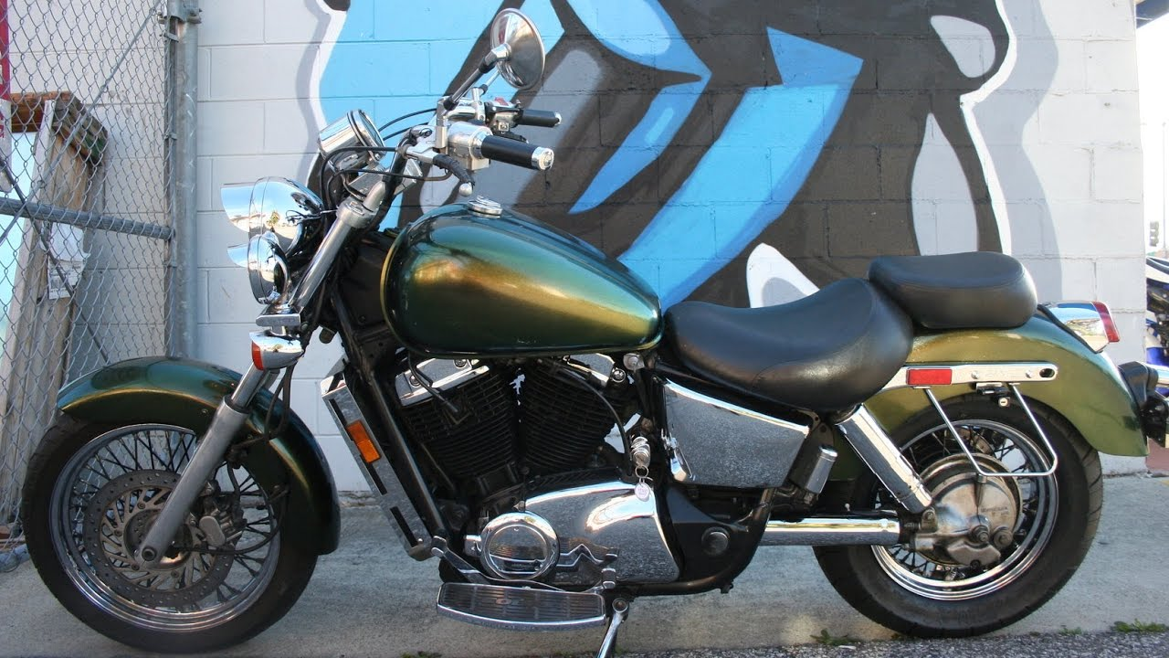 medium resolution of 1997 honda shadow 1100 ace sounds great w vance hines exhaust