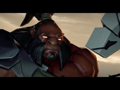видео: Подробный гайд на Акса! (axe): dota 2!