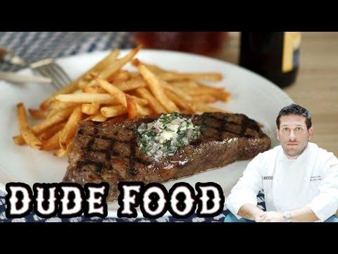 Classic Steak Frites Recipe - Dude Food