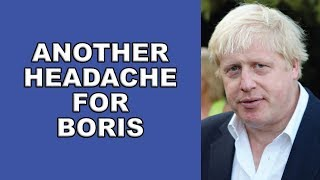 Boris's job is about to get harder!