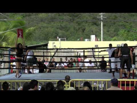 GIBC: Boxing at The Beach Part 4: Daniel Fejerang Vs Matt Diaz