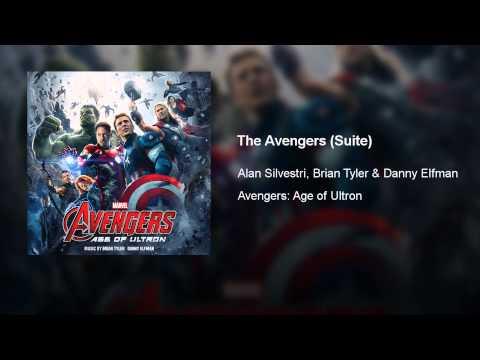 Avengers: Age of Ultron Suite - Alan Silvestri, Brian Tyler & Danny Elfman