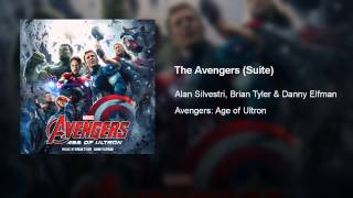 Avengers: Age of Ultron Suite - Alan Silvestri, Brian Tyler & Danny Elfman