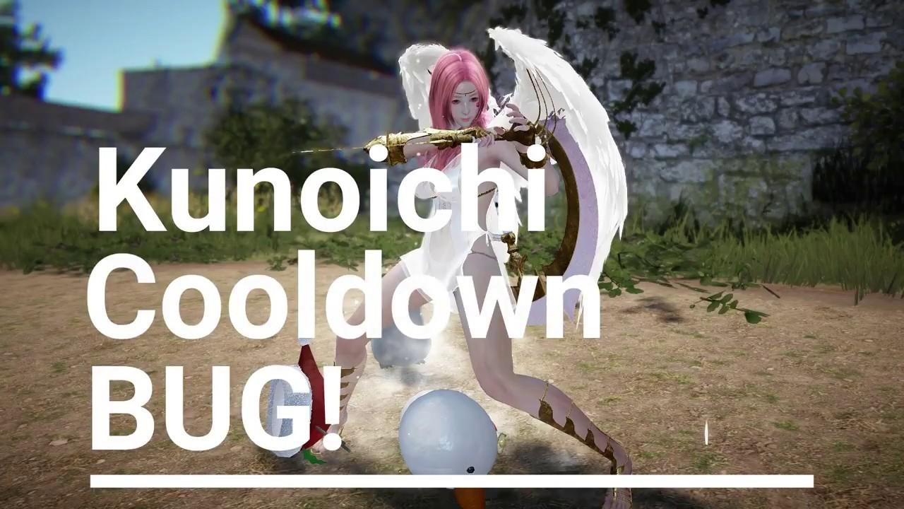 Steam Community :: Video :: [Black Desert Online] Kunoichi Cooldown