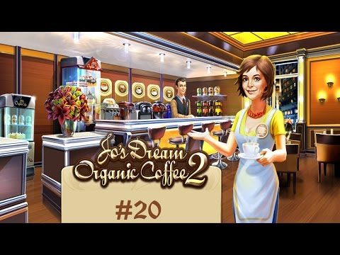 Jo's Dream: Organic Coffee 2 - Final - Part (#20) (Playthrough) (PC/HD 1080p)