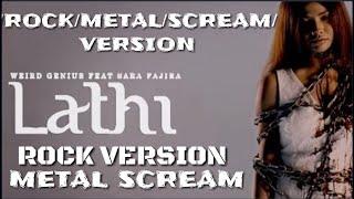Download WEIRD GENIUS LAHTI ROCK|METAL|SCREAM VERSION